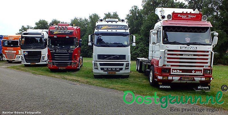 Vrachtwagens Bellingwolde