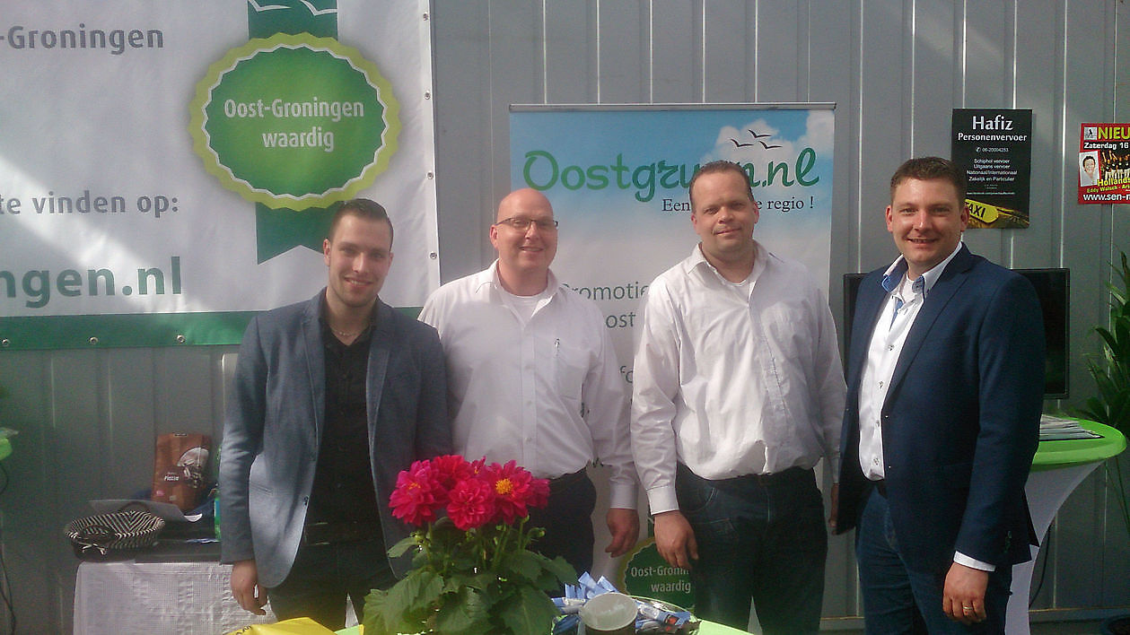 Team van Oostgrunn.nl Beerta