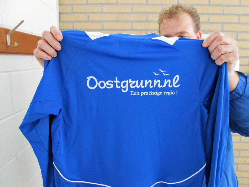 Oostgrunn.nl hoofdsponsor van de E3 SJS Beerta