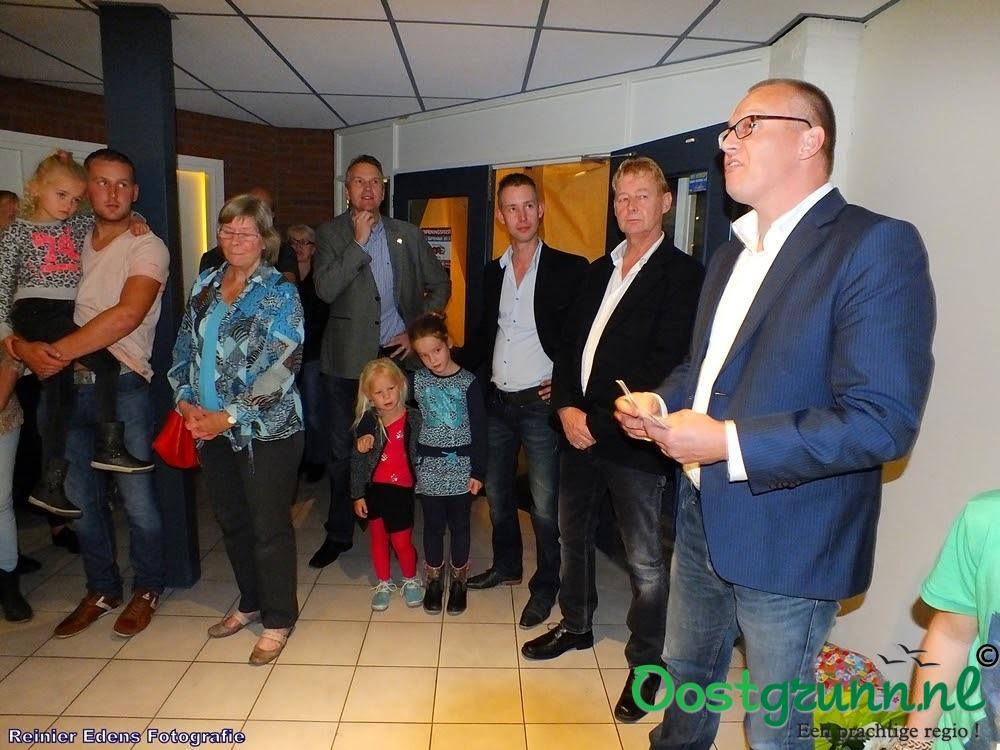 Vernieuwde zalencentrum en buurthuis de Meet geopend Bellingwolde