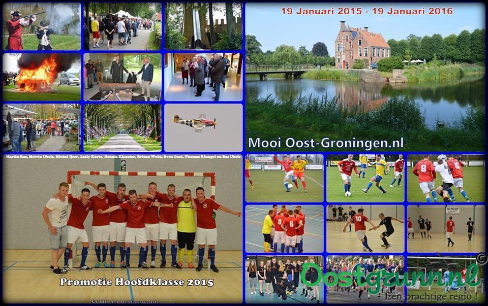 1 Jaar mooi oost-Groningen Bellingwolde