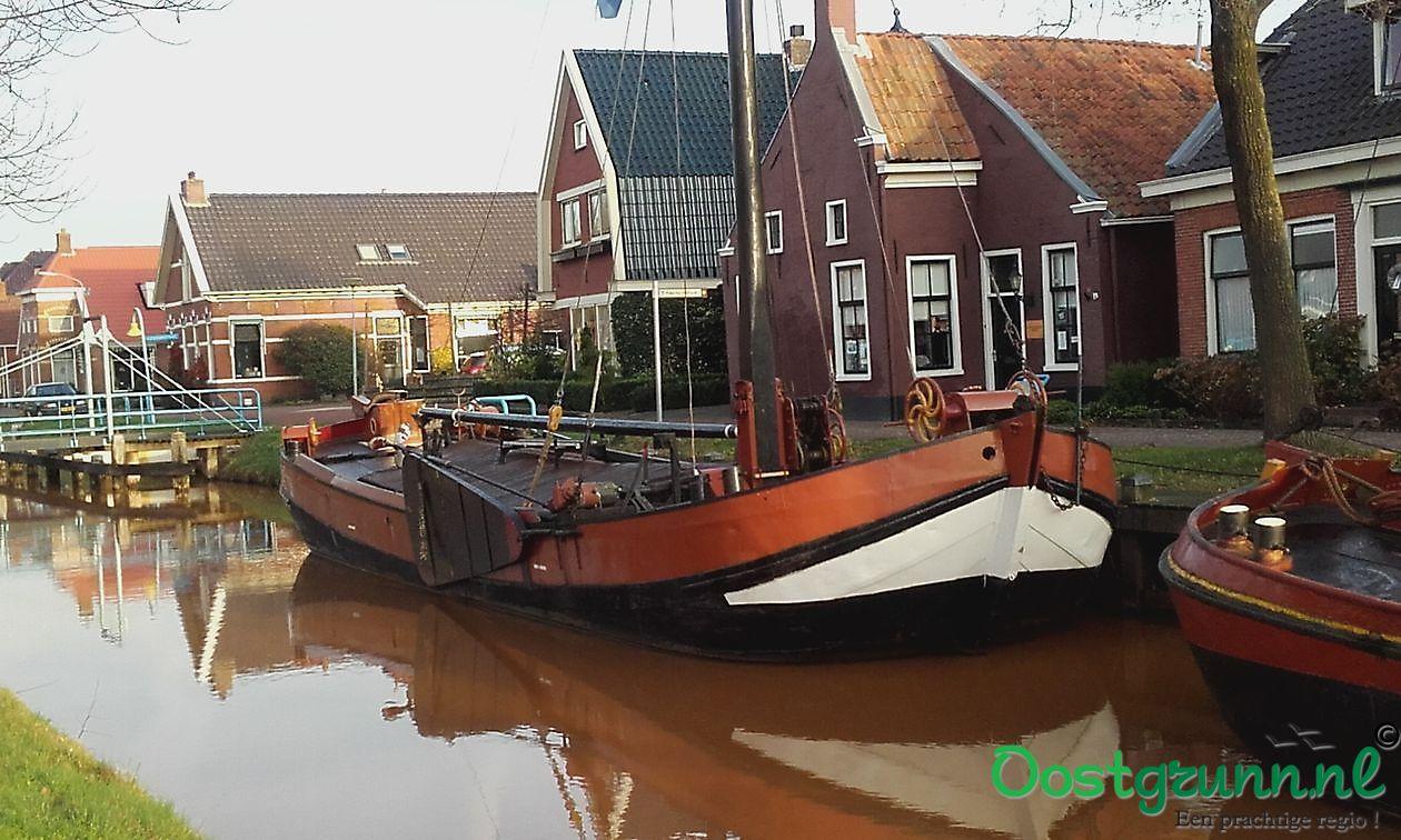 Op herhaling; museumschip: De familietrouw Nieuwe Pekela