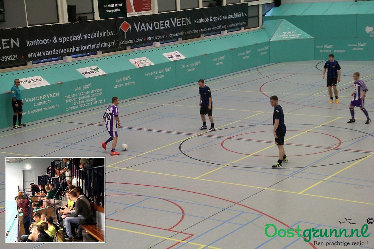 IndoorSoccer 2017 - 2018 Winschoten