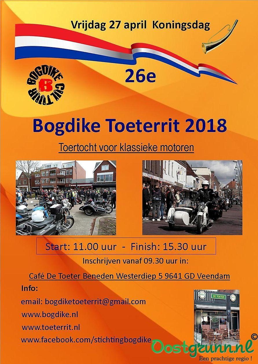 Bogdike Toeterrit Veendam
