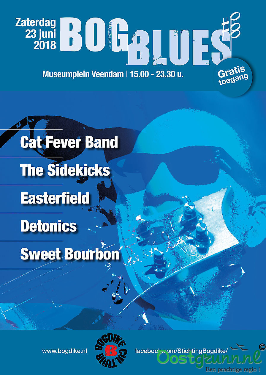 BogBlues in Veendam Veendam