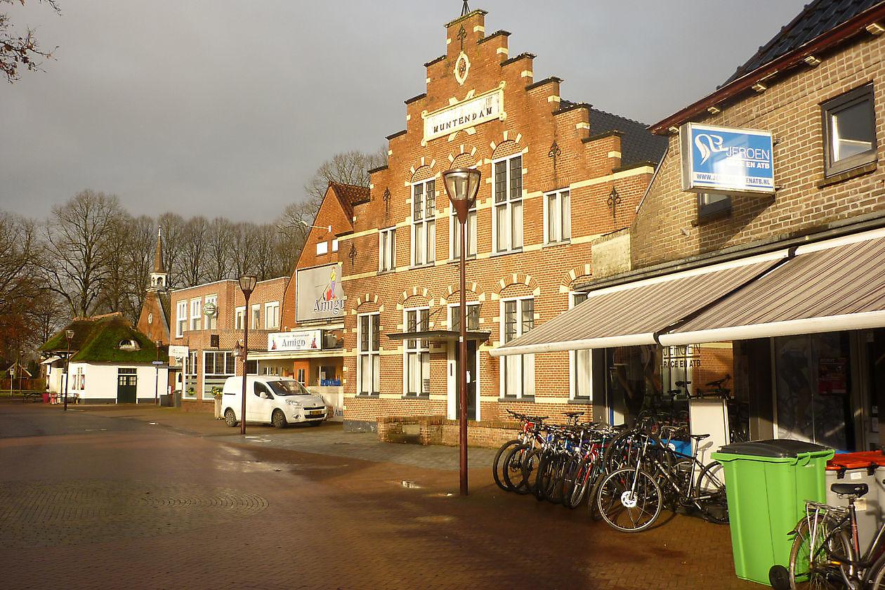 Muntendam - Kerkstraat 2017 Muntendam