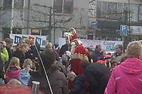 Aankomst Sinterklaas in Beerta Beerta, Oldambt