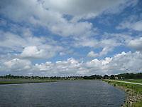 Aanlegplaats voor watersporters Blauwestad, Oldambt