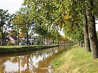 Het kanaal Ter Apelkanaal, Westerwolde