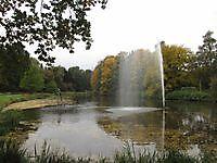 Vijver met fontein Winschoten, Oldambt