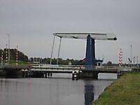 Beertsterbrug over het Winschoterdiep Winschoten, Oldambt