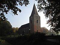 Hervormde kerk met Juffertoren Onstwedde, Stadskanaal