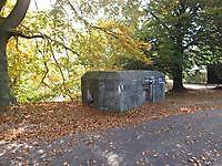 Kasemat bunker Bourtange, Westerwolde