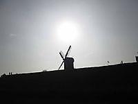 De standerdmolen Bourtange, Westerwolde