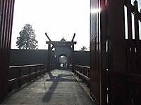 De vestingbrug Bourtange, Westerwolde