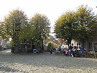 Marktplein Bourtange, Westerwolde