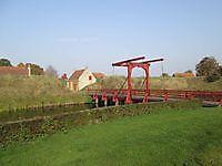 Toegangsbrug Bourtange, Westerwolde
