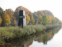Kunstwerk Veelerveensterbrug Veelerveen, Westerwolde