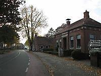 Monumentaal gebouw Burch Zicht Vriescheloo, Westerwolde
