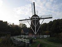 Poldermolen Weddermarke Wedderveer, Westerwolde