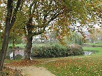 Hertenkamp en park Zuidbroek, Midden-Groningen