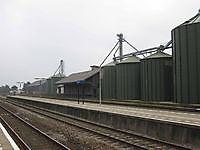 Treinstation Zuidbroek, Midden-Groningen