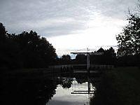 Brug bij de Natuurgebied Borgerswold Veendam, Veendam