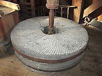 Molensteen in molen Dijkstra Winschoten, Oldambt