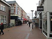 Winkelen in de Langestraat Winschoten, Oldambt