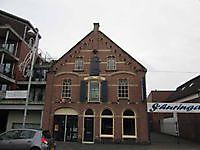 Monumentaal pakhuis/koffiebranderij Winschoten, Oldambt