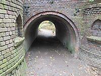 Sterrebos historische tunnel Winschoten, Oldambt