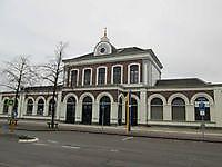 Stationsgebouw Winschoten, Oldambt
