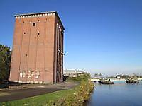 Graansilo Bad Nieuweschans, Oldambt