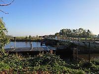 Spoorbrug Westerwoldse Aa Bad Nieuweschans, Oldambt
