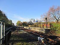 Treinstation Bad Nieuweschans, Oldambt