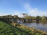 Ophaalbrug Bad Nieuweschans, Oldambt
