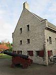 Vestingmuseum met kanon Oudeschans, Oldambt
