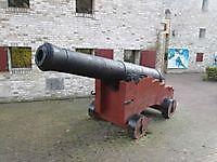 Kanon voor het vestingmuseum Oudeschans, Oldambt