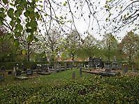 Oude kerkhof in de vesting Oudeschans, Oldambt