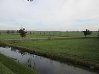 Uitzicht vanaf de vestingwal Oudeschans, Oldambt