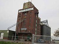 Graanpakhuis uit 1922 Winschoten, Oldambt
