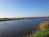 Fietsen langs het water Midwolda, Oldambt
