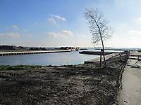 Brug en sluizen Blauwe Passage Midwolda, Oldambt