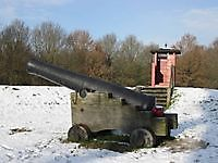 Kanonnen van Vesting Bourtange Bourtange, Westerwolde