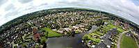 luchtfoto Stadskanaal Waterland Stadskanaal, Stadskanaal