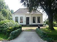 De oude pastorie in Westerlee Westerlee, Oldambt