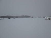 Reiderwolde spierwit van de sneeuw Blauwestad, Oldambt