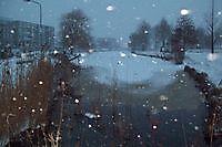 winters te Musselkanaal Musselkanaal, Stadskanaal