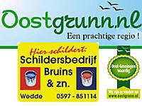 Schildersbedrijf Bruins & Zn Wedde, Westerwolde