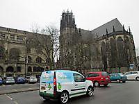 Bij het Salvator-Kirchplatz in Duisburg Buiten Oost-Groningen, Andere gemeente